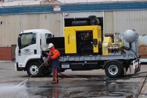High-Pressure Water Blasting1