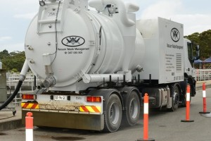 Vacuum Loading Waste Removal